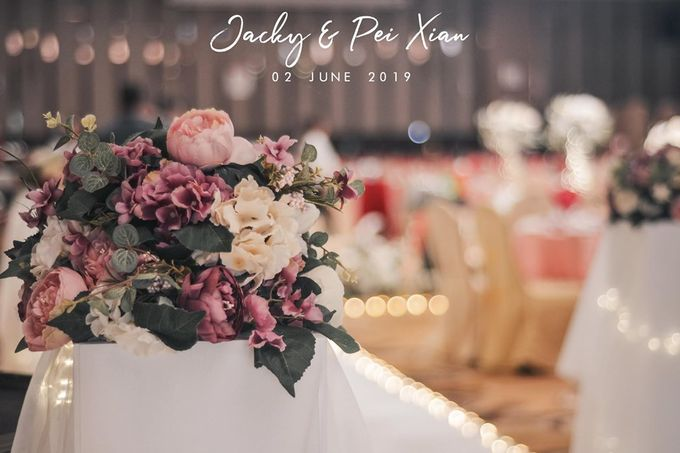 The Wedding of Jacky & Pei Xian by FW Event Pro - 010