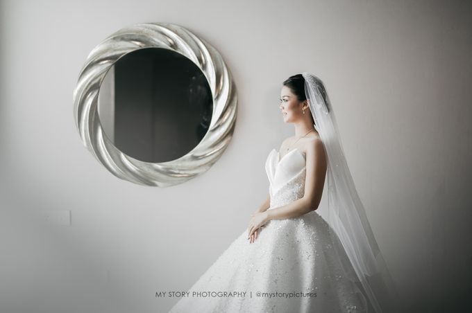 Wedding Tobi & Chrisania by My Story Photography & Video - 010