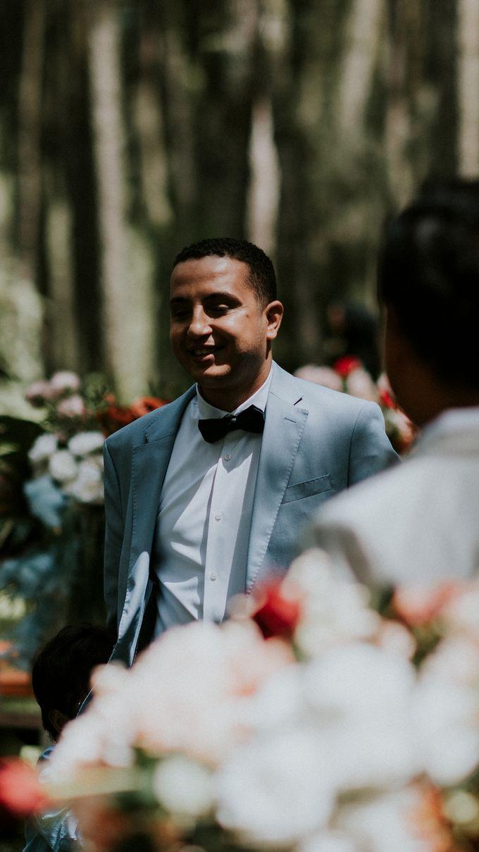 wedding Indah & Mohamed by yellow bird - 009