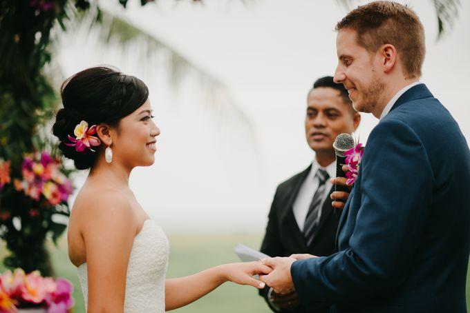 The Wedding of Mark & Maria by BDD Weddings Indonesia - 010