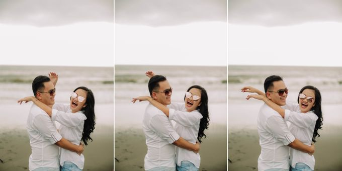 PRE - WEDDING DANIEL & KARINA BY HENOKH WIRANEGARA by All Seasons Photo - 007