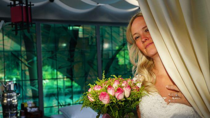 Wedding by the sea in Antalya -Lucy & Daniel- by Wedding City Antalya - 009