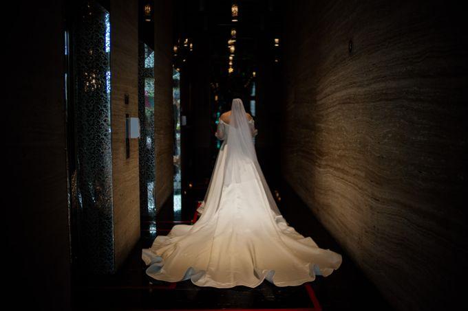 Febri & Grace's Wedding by Cloche Atelier - 008