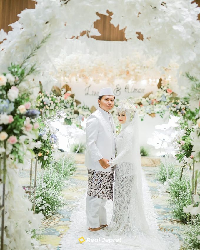 WEDDING OF LIUNSYAH & UMAM by Grand Soll Marina Hotel - 006