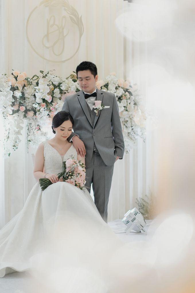 Benny & Sara's Wedding by Mandarin Oriental, Jakarta - 007
