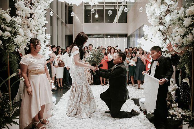 Wedding of Robert & Michelle by La'SEINE Function Hall - 001