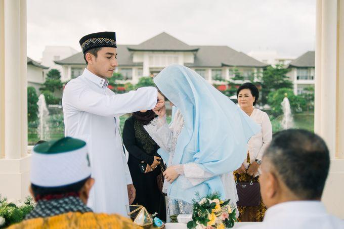 Wedding of Aliff Ali Khan & Aska Ongi by Gusde Photography - 007