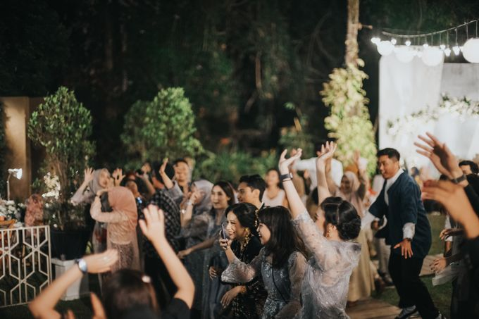 The Wedding of Ghea & Saleh by Elior Design - 005