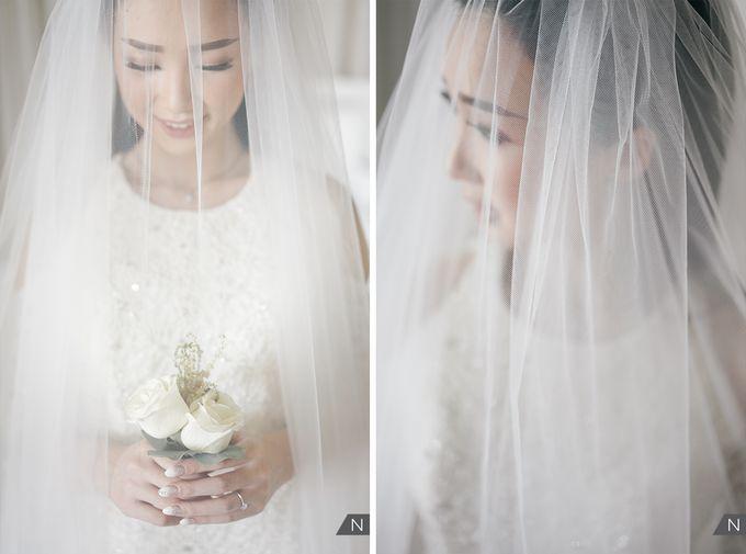 Johan & Finna Wedding by NOMINA PHOTOGRAPHY - 010