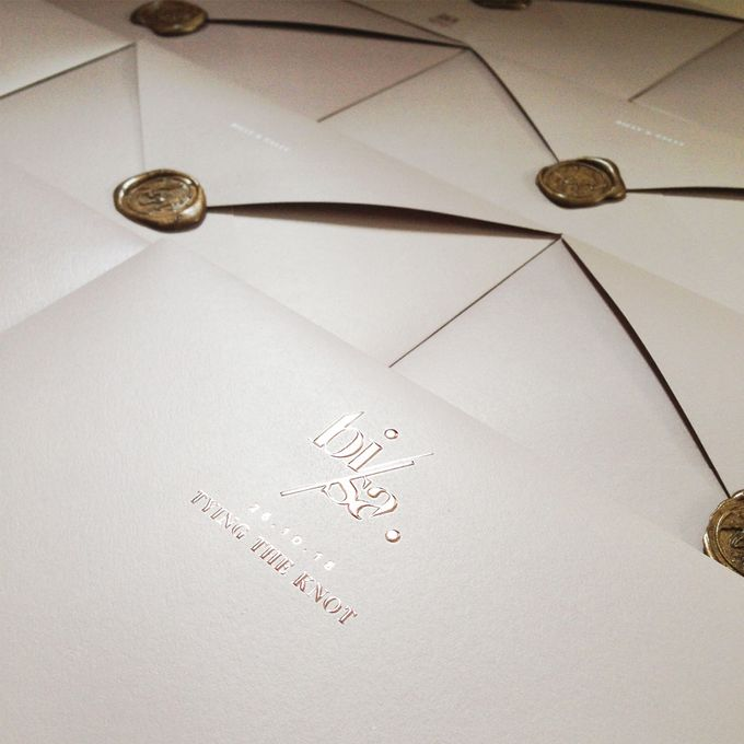 Billy & Sally Wedding Invitation by Khayangan Estate - 003