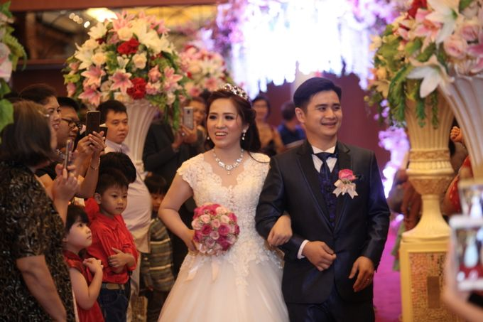 Wedding Party of Ardian and Moniah at Angke Restaurant by Angke Restaurant & Ballroom Jakarta - 007