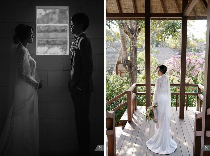 Billy & Rachel Wedding by Wong Hang Distinguished Tailor - 010