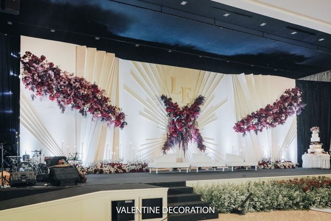 Ludwig & Eve Wedding Decoration by Andy Lee Gouw MC - 010