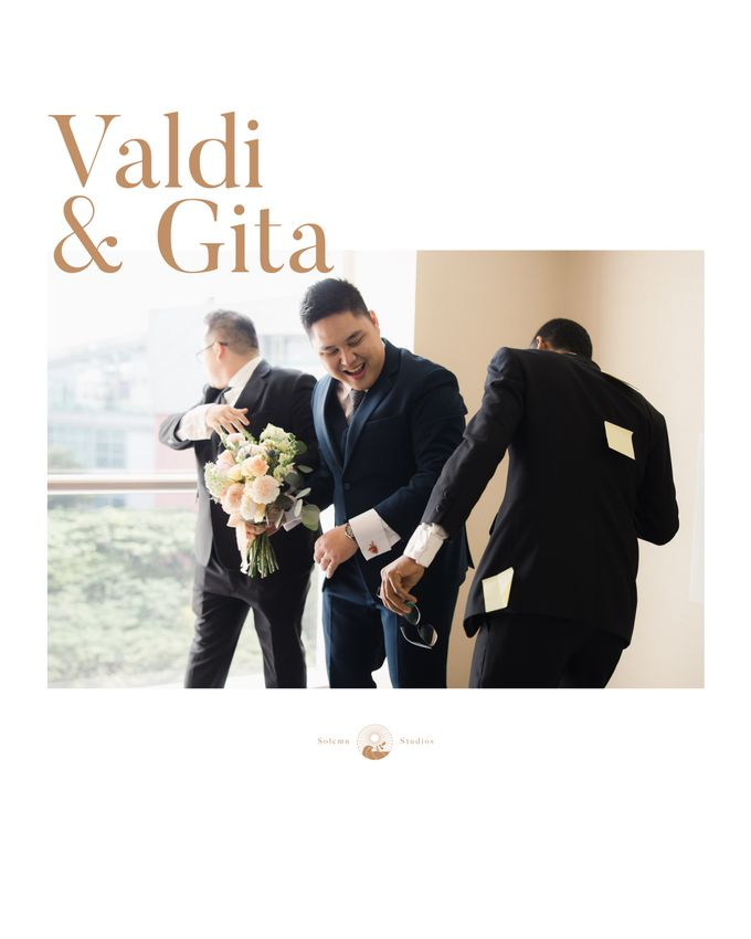 Wedding Day Gita Valdi by Solemn Studios - 001