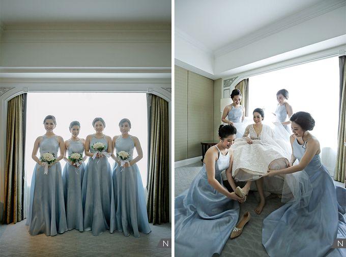 Felix & Hanna Wedding by Shangri-La Hotel - 010