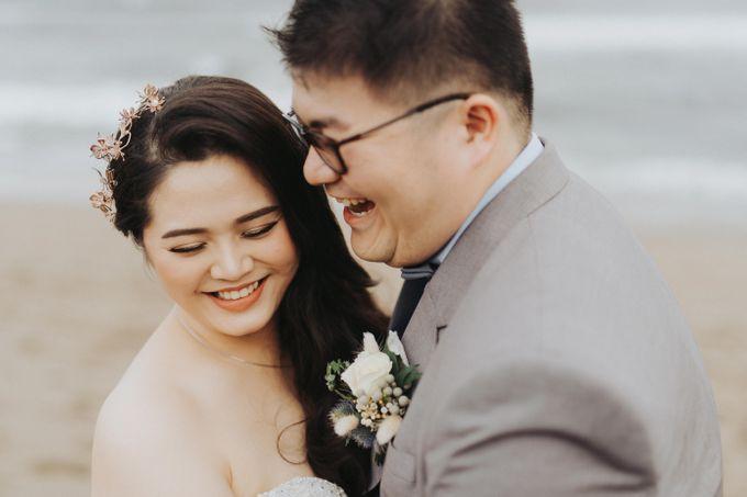 Makeup Wedding Dicky & Erika by Panda Wedding Organizer - 010