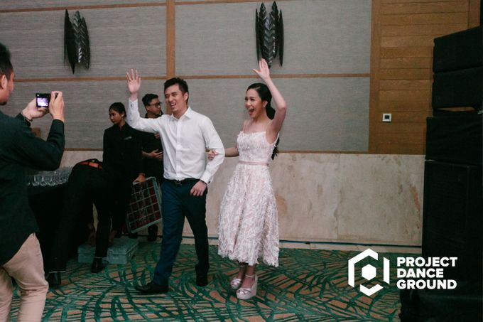 Draco & Julia Wedding After Party by Project Dance Ground - 001