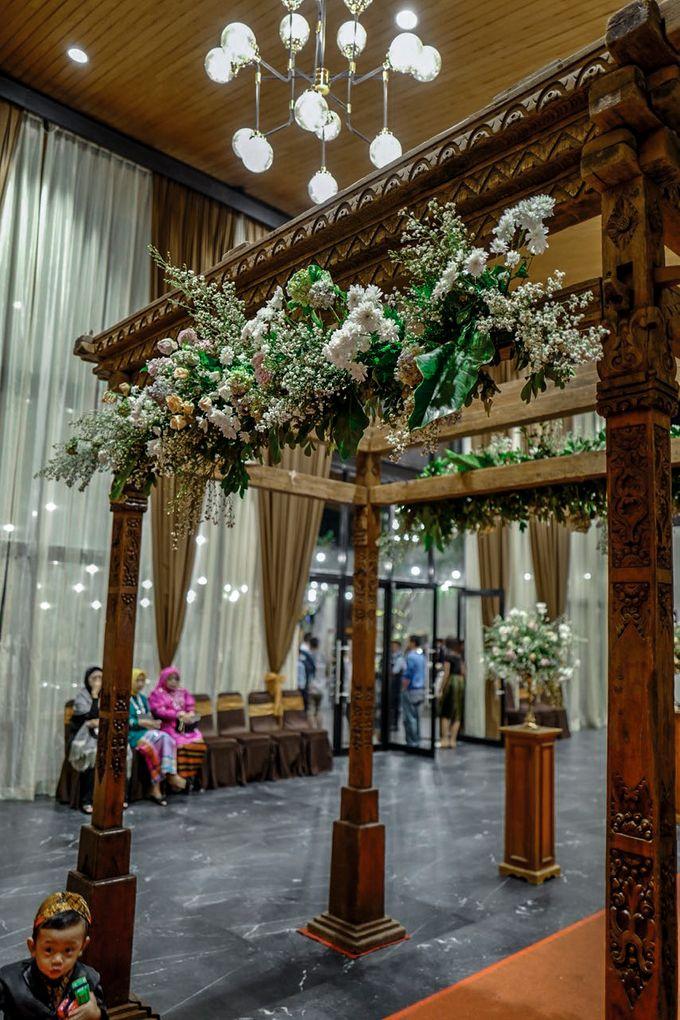 The Wedding Mety & Adit by AVIARY Bintaro - 019