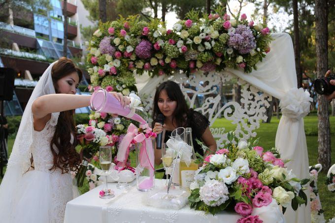 Tatyana & Vladimir Kazakh Wedding in Antalya by Wedding City Antalya - 011