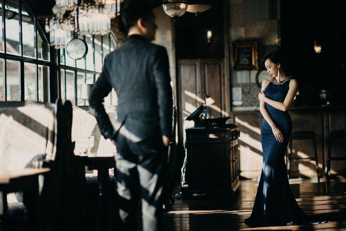 SUNDORO & LIA PREWEDDING by DHIKA by MA Fotografia - 010