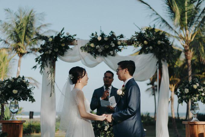The Wedding of Shahril & Vivian by BDD Weddings Indonesia - 010