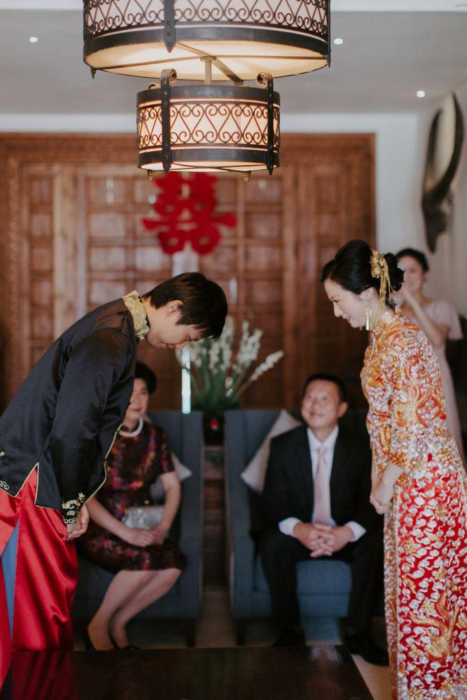 The Wedding of Ryoichi & Stephanie by BDD Weddings Indonesia - 006