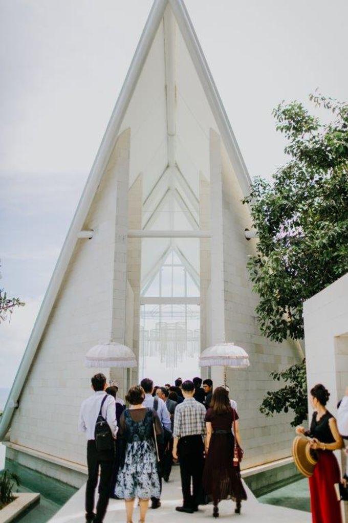 The Wedding of Larrie & Vivienne by BDD Weddings Indonesia - 010