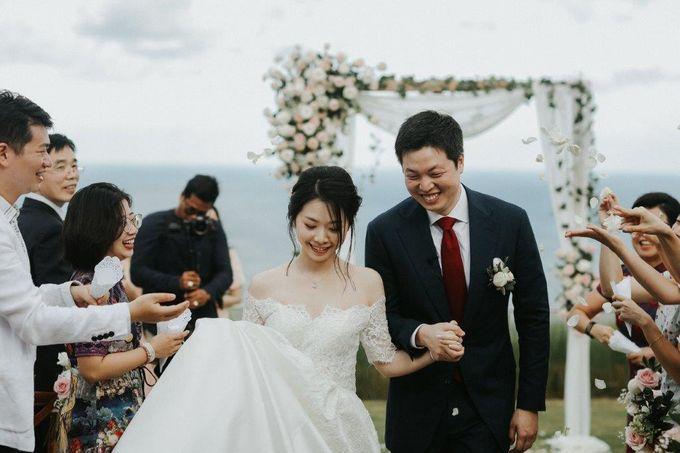 The Wedding of Benjamin & Wenjie by BDD Weddings Indonesia - 010