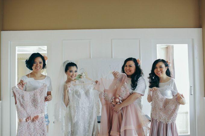 Tomas & Asti Jakarta Wedding by Ian Vins - 006
