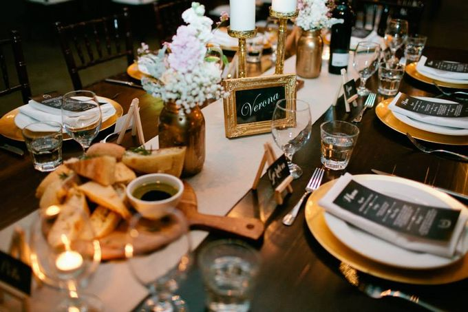 Osteria Wedding by Gold Coast Wedding Hire - 010