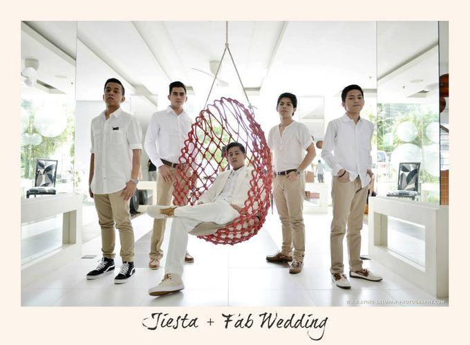 JIESTA & FAB WEDDING by Aying Salupan Designs & Photography - 002