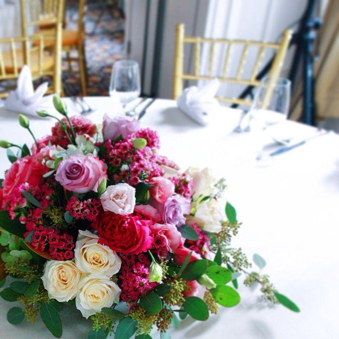 Hermitage Hotel Wedding by Fleuri - 002