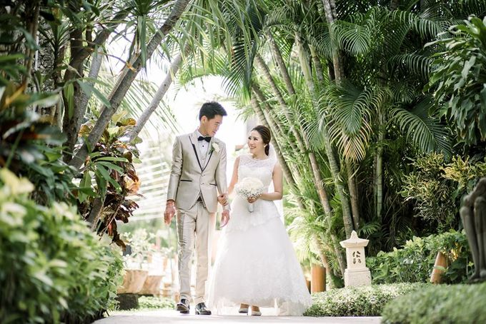 John & Vera by Astagina Resort Villa & Spa Bali - 021