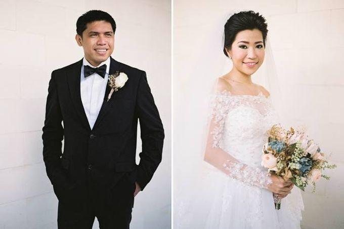 Indah & Robin Wedding by Angga Permana Photo - 002