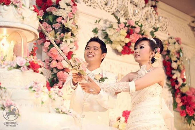 Julianto & Corry - Wedding Day by Carrousel Photography - 003