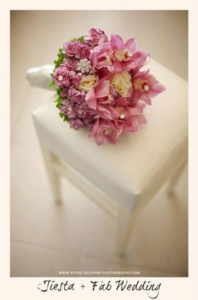 JIESTA & FAB WEDDING by Aying Salupan Designs & Photography - 004