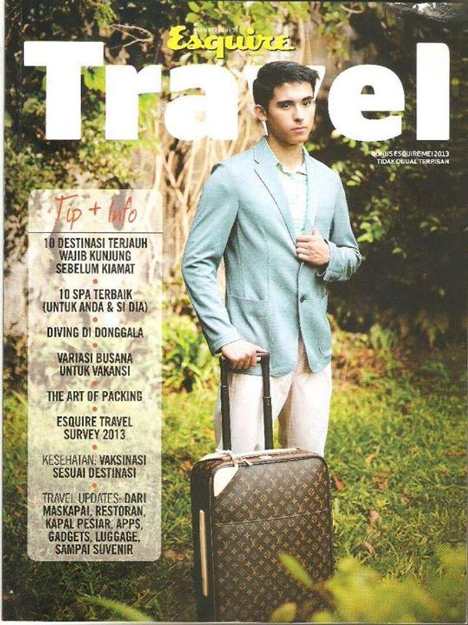 Cover Magazine - Make Up Portfolio by Dendy Oktariady Make Up Artist - 001