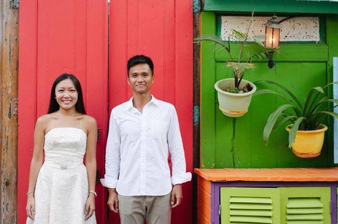 Nelly + Sherman | Engagement in Bali by Dedot Photography - 002