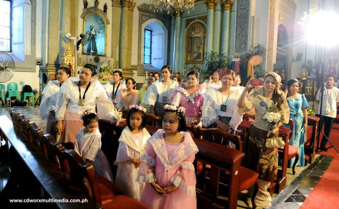 Filipinia Themed Wedding by CDWorx Photography and Videography - 008