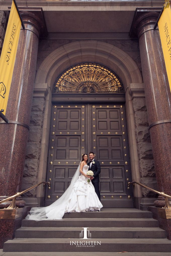 Lisa and Johnnys Wedding by Inlighten Photography - 039