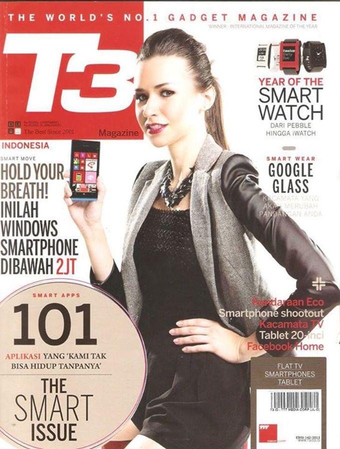 Cover Magazine - Make Up Portfolio by Dendy Oktariady Make Up Artist - 002
