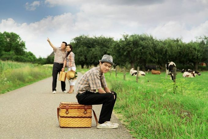 NETHERLANDS POSTWEDDING by Sano Wahyudi Photography - 016
