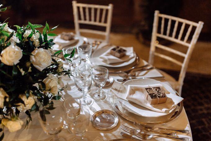 Wedding in Historical castel in Rome, Castello di Tor Crescenza by Vera Weddings - 031