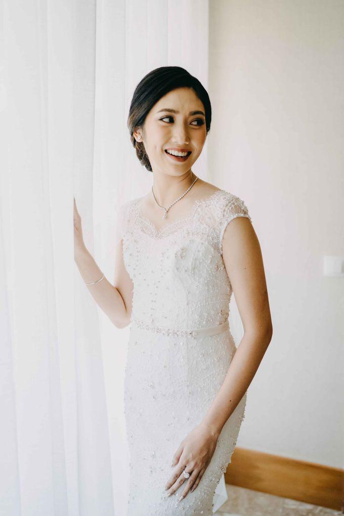Wedding The Mulia Resort Donald & Tabita by StayBright - 008