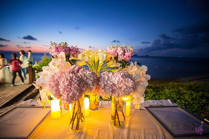 Luxury wedding of Vicky & Song at Conrad Koh Samui by BLISS Events & Weddings Thailand - 005