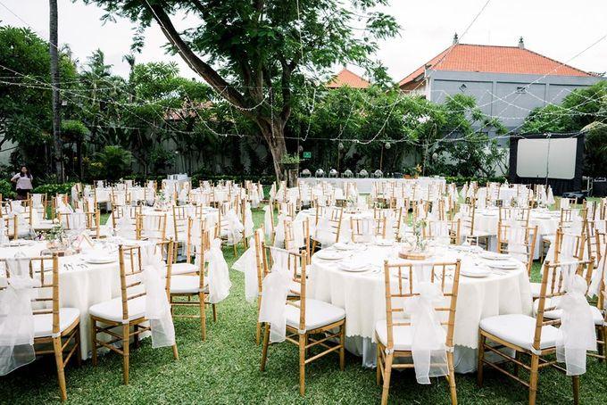 John & Vera by Astagina Resort Villa & Spa Bali - 016
