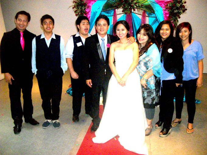 The Team by Cherish The Treasures Events Services - 002
