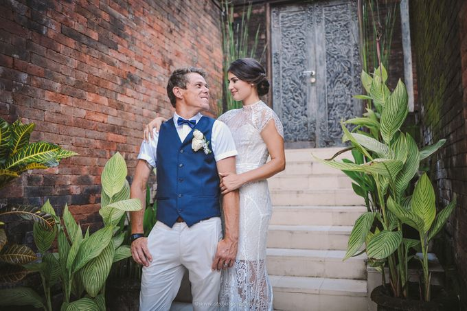 Jade & Jeremy | Wedding in Bali by AT Photography Bali - 021