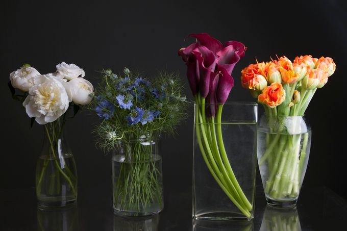 Flora Styling in vase by Beato - 003