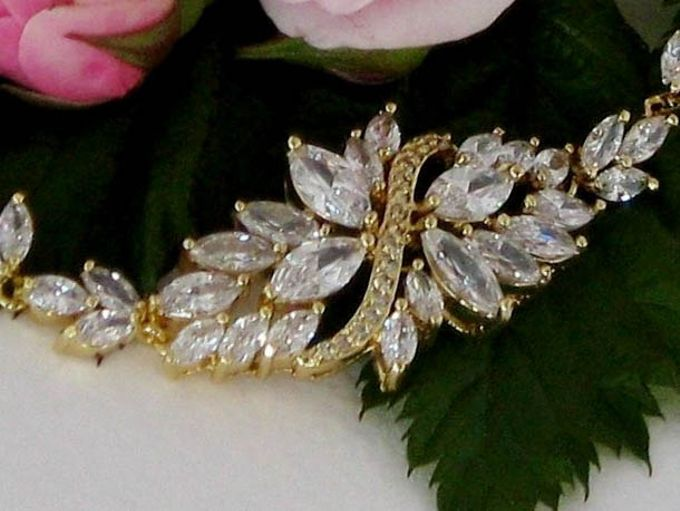 Bridal Bracelets by Pamela Falli - 018
